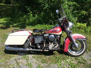 1965 Harley-Davidson M50