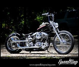 1977 Harley-Davidson Super Glide