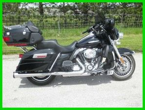 2013 Harley-Davidson Peace Officer Special Edition