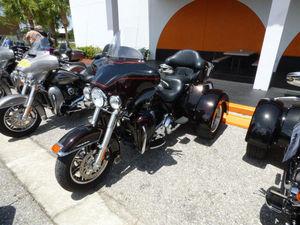 2011 Harley-Davidson TLE Police
