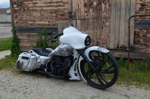 2011 Harley-Davidson Peace Officer Special Edition