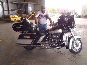 2012 Harley-Davidson Road King Shrine