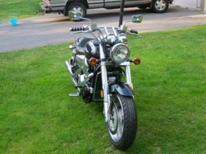 2003 Kawasaki Vulcan Mean Streak