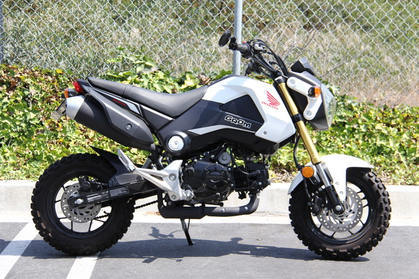 used 2015 honda motorcycles grom for sale in los angeles ca 125222. Black Bedroom Furniture Sets. Home Design Ideas