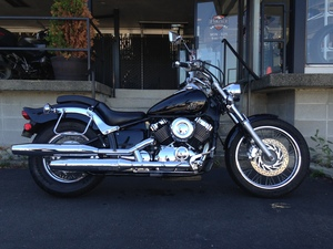 2013 Yamaha V Star Custom 650