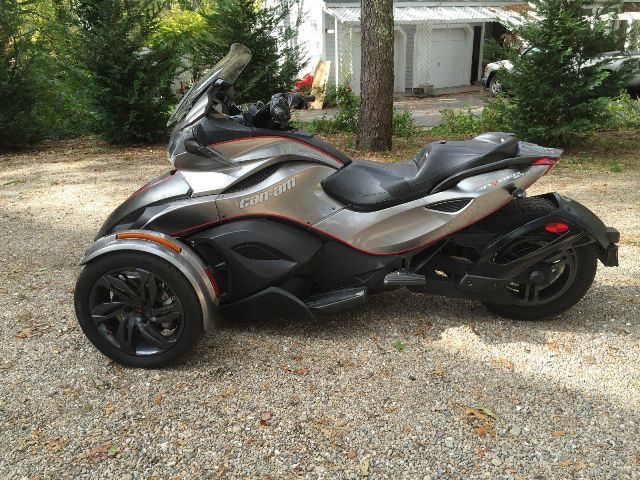 Can Am Spyder Motorcycles For Sale In New Hampshire ...