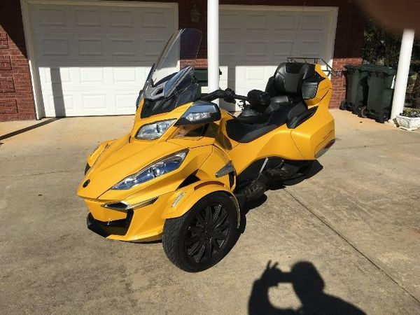 2014 can am spyder motorcycles trikes for sale used. Black Bedroom Furniture Sets. Home Design Ideas