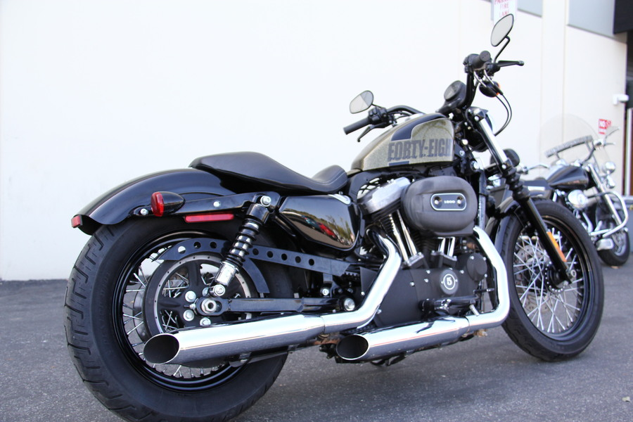 Harley Davidson Forty Eight For Sale San Diego