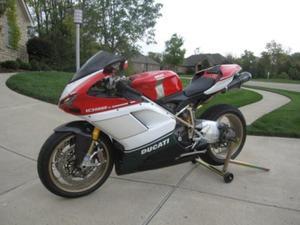 2007 Ducati 1098S Tri-Colore