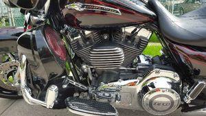 2011 Harley-Davidson CVO Street Glide