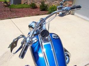 2008 Harley-Davidson Rocker C