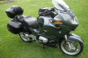 2005 BMW R1150RT ABS