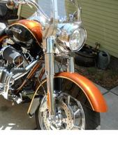 2008 Harley-Davidson Screamin Eagle Road King