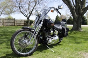 2002 Harley-Davidson Springer Softail