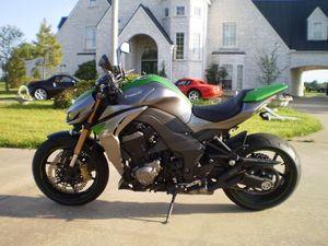 2014 Kawasaki Z1000 ABS