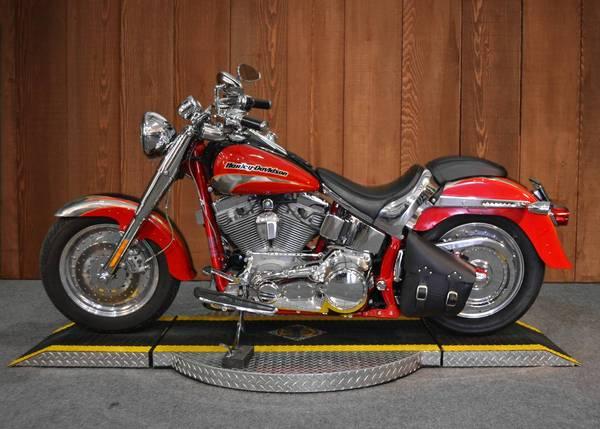 Harley Cvo For Sale San Diego Ca >> Used 2005 Harley-Davidson SE FatBoy for Sale in Los Angeles, CA - 6199