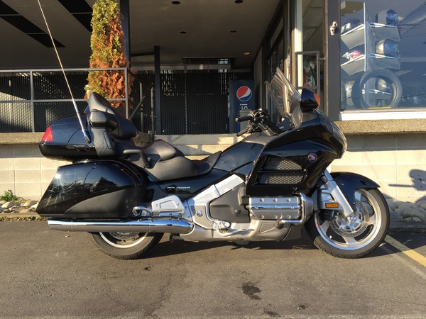 Used 2015 honda motorcycles gold wing for sale in las for Las vegas honda