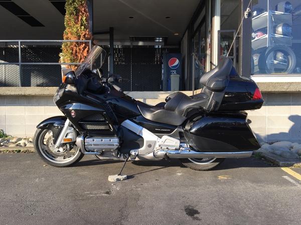 used 2015 honda motorcycles gold wing for sale in las vegas nv 131070. Black Bedroom Furniture Sets. Home Design Ideas