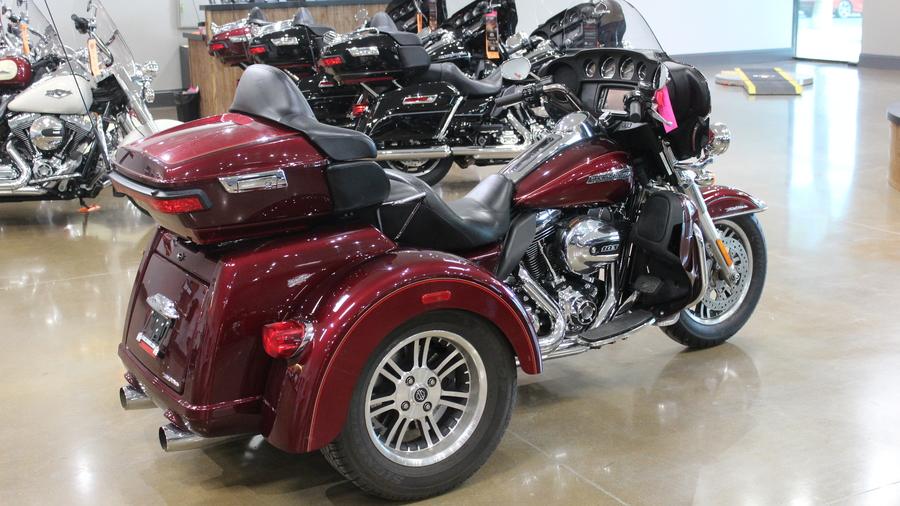 Used 2016 Harley-Davidson Tri Glide For Sale In Las Vegas