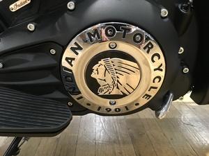 Chieftain Dark Horse