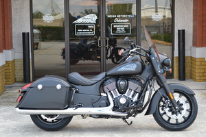 2018 Indian Springfield Dark Horse