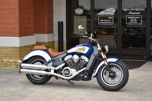 2018 Indian Scout ABS