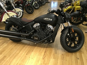 Scout Bobber ABS