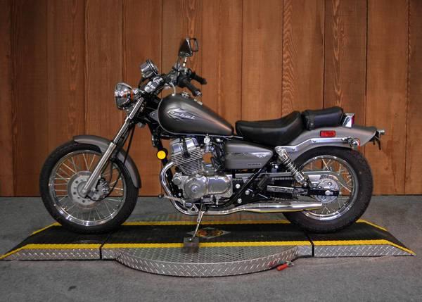 used 2012 honda motorcycles rebel 250 for sale in orlando fl 6969. Black Bedroom Furniture Sets. Home Design Ideas