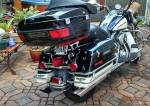 Road King Police