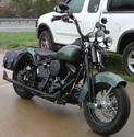 2008 Harley-Davidson Softail Cross Bones