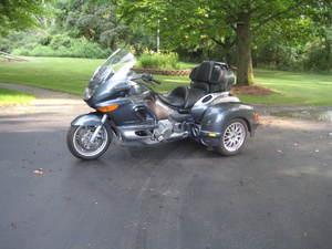 2003 BMW K1200LT-C ABS