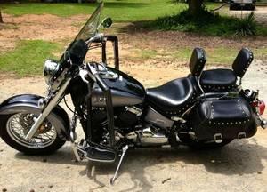 2005 Yamaha V-Star 650 Classic