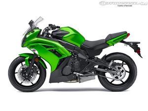 2012 Kawasaki Ninja 650R