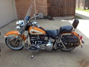 1991 Harley-Davidson Softail Custom