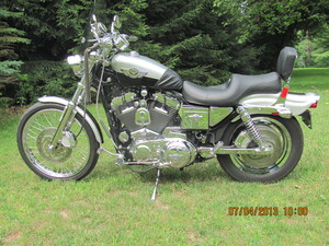 2003 Harley-Davidson Sportster Custom