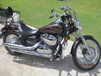 2009 Honda Shadow Spirit