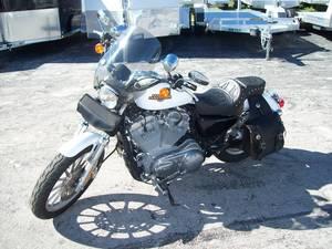 2008 Harley-Davidson Sportster 883 Low