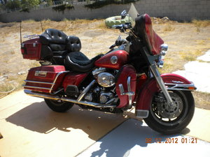 1999 Harley-Davidson Ultra Classic Electra Glide