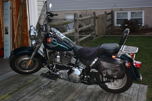 2001 Harley-Davidson Fat Boy