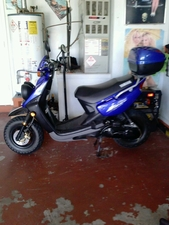 Yamaha Zuma Blue Book Value