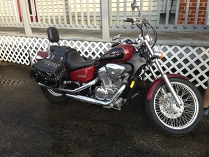 2000 Honda Shadow VLX