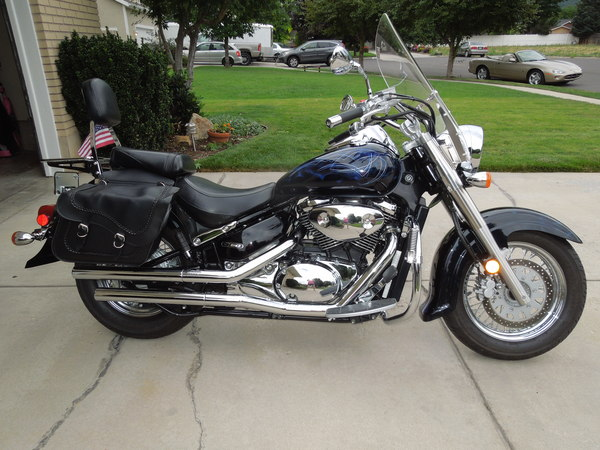 Motorcycle: Motorcycle Used Value