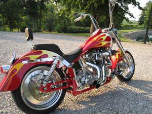 2000 Titan Roadrunner
