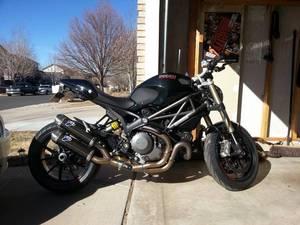 2012 Ducati Monster 1100 ABS
