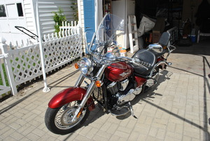 2008 Kawasaki Vulcan Classic