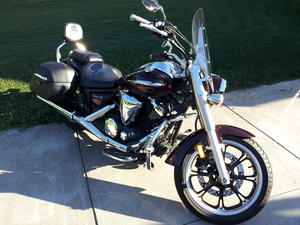 2009 Yamaha V Star 950 Tourer