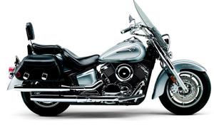 2007 Yamaha V-Star 1100 Silverado