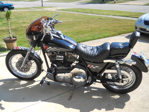 1983 Harley-Davidson Sport Glide