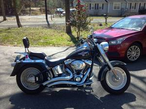 2005 Harley-Davidson Fat Boy