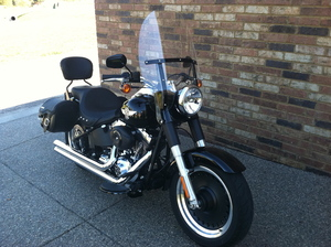 2010 Harley-Davidson Fat Boy Lo